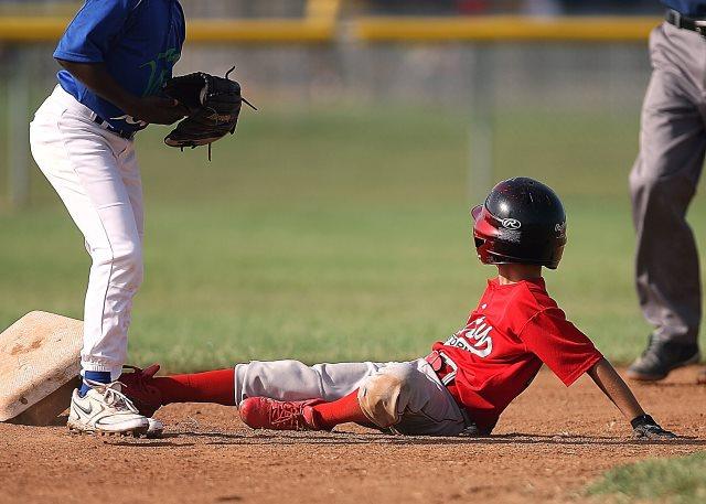 Honkbal sliding